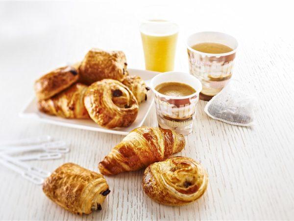 petit dejeuner pause cafe pause matinale