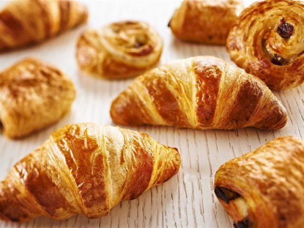 petit dejeuner pause cafe plateau viennoiserie